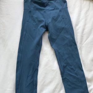 Lorna Jane blue leggings